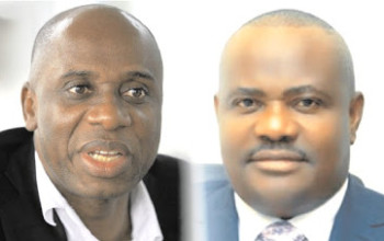 Rotimi Amaechi replies Nyesom Wike over $150m allegation