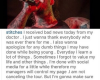 Rapper stitches confirms cancer rumours with emotional IG post