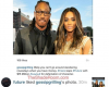 Lol. Future likes an Instagram post of Ciara suing him for defamation