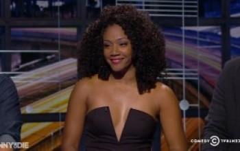 'The Carmichael Show's' Tiffany Haddish To Appear on '@Midnight' Tonight