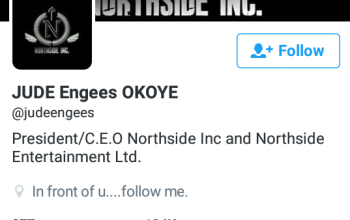 Done with Psquare? Jude Okoye removes the group from his bio