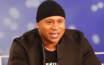GRAMMY® Host LL Cool J Breaks Performance News on 'The Talk'