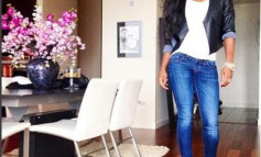 Obafemi Martins celebrates baby mama Abigail Barwuah on her birthday