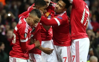 Europa League: Man Utd to face Liverpool in round of 16