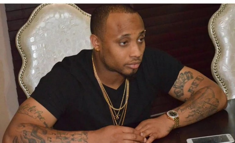 Davido's cousin threatens a fellow artiste, find out what he said he'll do to him (video)