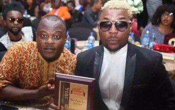 Oritse Femi is an ungrateful person – Manager's mom