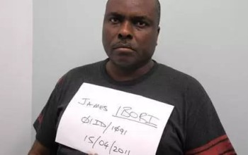 Just In! James Ibori re-arrested after completing jail term in London prison