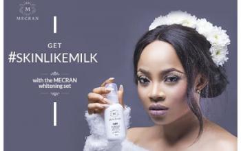 The Mecran Whitening Beauty Set for a #SkinLikeMilk!