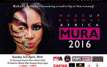 After 20 successful makeup fair editions nationwide, POPs concepts is back with the makeup runway Africa (MURA) 2016