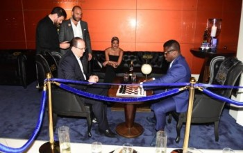 Johnnie Walker Blue Label Launches Luxury VIP Chess Lounge