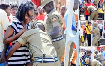 Just Imagine What Policemen Are Doing To These Ladies