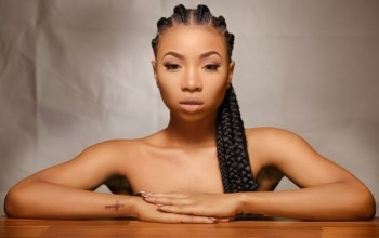 Female Rapper Mo'cheddah Releases Topless Photos