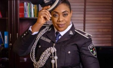 Meet The Beautiful Dolapo Badmos, Police PRO In Lagos