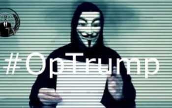 Anonymous Calls For April 1 Cyber Attack Against Trump (Watch)