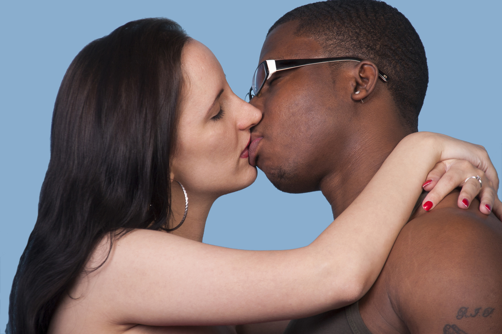 Black woman's guide to dating a white man