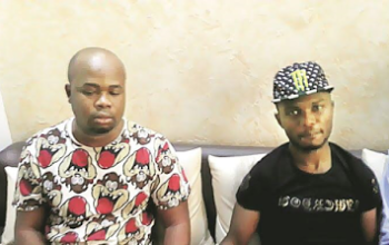 Two Nigerian men arrested in India for duping a woman and threatening her with 'judicial inquiry'