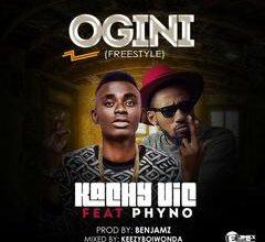 Kachy vic - Ogini ft Phyno (Freestyle)