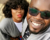 Aww, Funke Akindele & her boo JJC celebrate his birthday in London