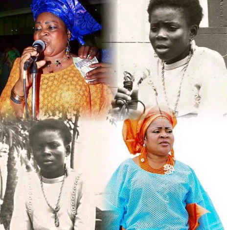 Check out this throw back photo of Salawa Abeni