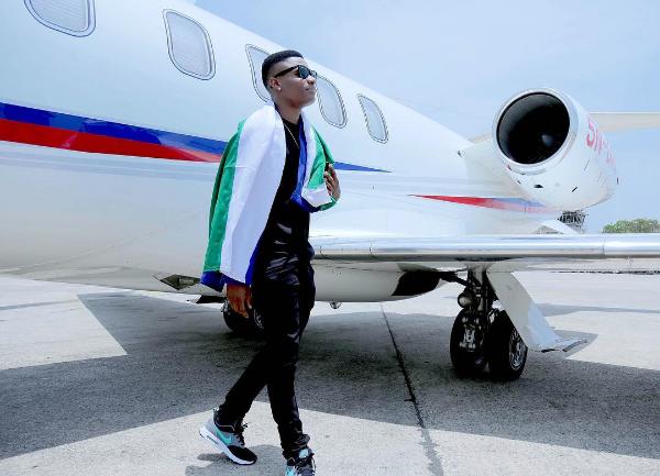 Wizkid Hits #11 on Global iTunes/Spotify Artist Ranking