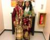 Photos from actress Ene Audu's wedding