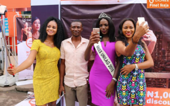Gionee records massive success with F103 Pro Pre-Order Campaign Pan-Nigeria