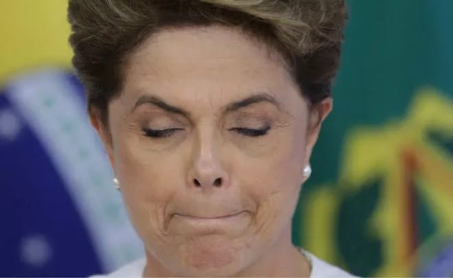 Dilma Rousseff had said the impeachment proceedings were a coup