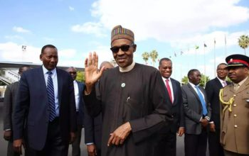 Just In: President Buhari set to make another visit