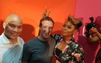 Ground Breaking Visit: See who Mark Zuckerberg was spotted with (photos)