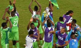 AFCON 2017 Qualifiers: Nigeria beats Tanzania