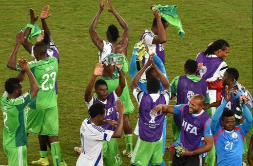 AFCON 2017 Qualifiers: Nigeria beats Tanzania