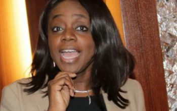 I'm Not On Twitter, Ignore Those Words Being Credited To Me – Kemi Adeosun