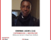 Photo: 14-year-old Nigerian boy missing in Cape Town, South Africa