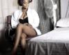 Naomi Arinze and her undies In bedroom photos