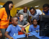 American actor Tyrese Gibson writes about Mark Zuckerberg 'popping into Africa'