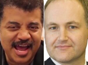 Neil deGrasse Tyson Clap Back to End All Clap Backs Drives Conservative Radio Host to Quit Column