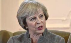 Brexit will bring some 'difficult times' - Theresa May