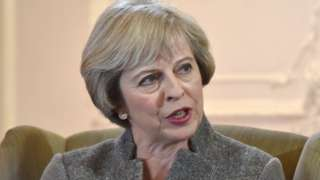 Brexit will bring some 'difficult times' – Theresa May