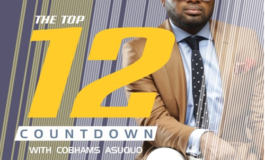 The Top 12 Countdown With Cobhams Asuquo – Ep 22