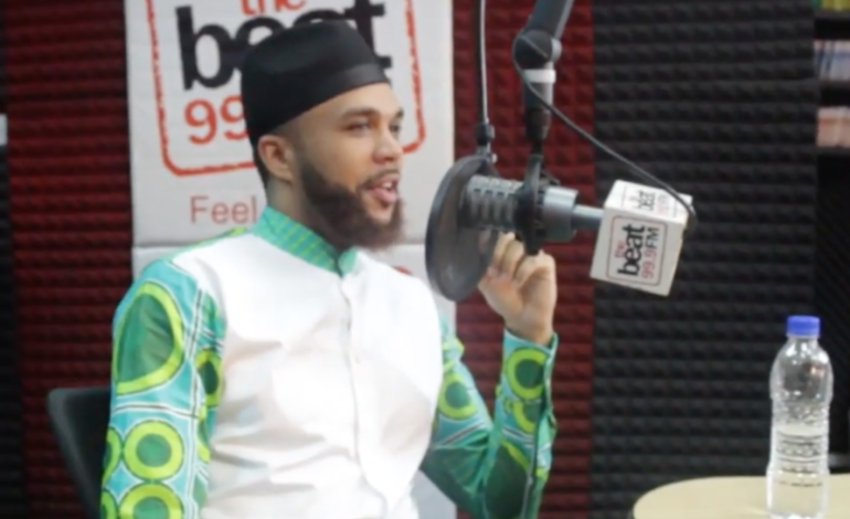 VIDEO: Jidenna On His Relationship with Tiwa Savage, working with Nigerian Artists & More on The Truth