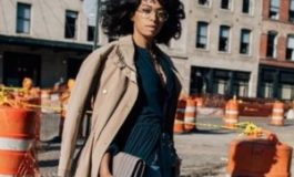 Solange Knowles in Michael Kors' First Ever Street Style Campaign 'The Walk' (Watch)