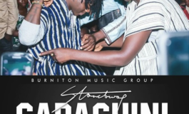 Stonebwoy – Sapashini (Dancehall Warrior)