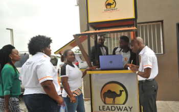 You can now get your 3rd party insurance on-the-go at Total Service Stations courtesy Leadway/Total Partnership