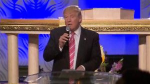 Donald Trump Speaks at Black Detroit Church and Tours Area with Ben Carson (VIDEO)