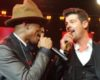 R. Kelly, Jennifer Hudson Among 200 Musicians Backing Robin Thicke in 'Blurred Lines' Appeal