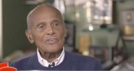 Harry Belafonte Calls on 'Hundreds' of Black Athletes to Stand with Colin Kaepernick
