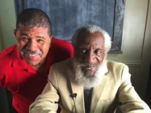 Theodore 'Ted' Myles Terry's 'Turn Me Loose' (Dick Gregory Story) a Success