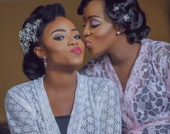 WONDERFUL: Ex-BBA star twin sister gives birth to set of twin (Photos)