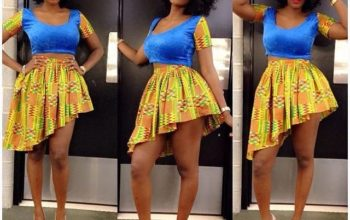 7 controversial ankara styles that make YOU as sexy as Nadia Buhari (photos)