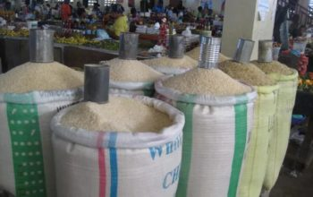 BIZARRE: He Kidnaps 2 children in Lagos, then exchanges them for bags of rice